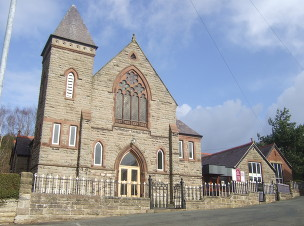 Kelsall Methodist Chapel